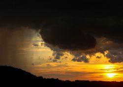 Ferragosto con sole al nord e temporali al centrosud