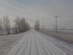 Fort risque de neige en plaine la semaine prochaine