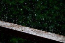 Frente fria volta a provocar chuva no Sul do Brasil