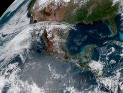 Frente frío no.53 afectará la república mexicana