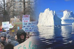 Fridays for the Future: UK students protest for climate change
