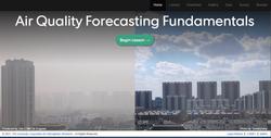 Fundamentos del pronóstico de la calidad del aire