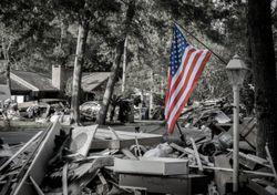 Furacão Nicholas implacável no Texas e no Louisiana