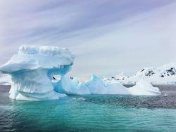 Glaciares antárticos cada vez más inestables