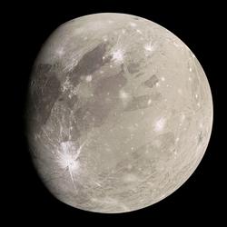 Gran descubrimiento: Agua en Gamínides, la luna de Júpiter