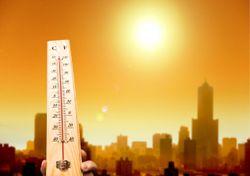 Hitzeglocke: Bald auch 50° in Deutschland?