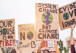 Hoje celebra-se o Dia Internacional Contra as Alterações Climáticas