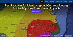 Identificar y comunicar las amenazas e impactos de ciclones tropicales