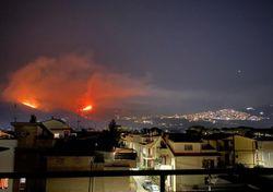 Incendio a Tivoli, devastata la Riserva del Monte Catillo: i video