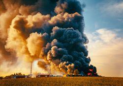 Os incêndios florestais como causadores de tempestades severas