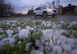 Incremento de precipitaciones y descenso térmico en México