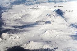 Indicios de una erupción reciente