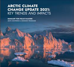 Informe de evaluación del Ártico: la tasa de calentamiento más rápida
