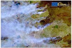 Inicio de la temporada de incendios en el hemisferio boreal