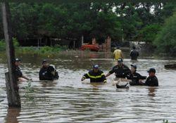 Intensas lluvias castigan el noroeste argentino: inundaciones y evacuados
