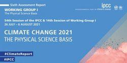 El IPCC abre reunión para aprobar informe de ciencias físicas
