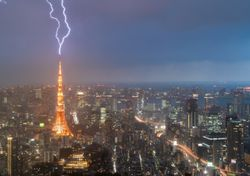 Tropical Storm Nepartak threatens Tokyo Olympics