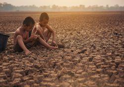 Kinder leiden stärker unter den Auswirkungen des Klimawandels!