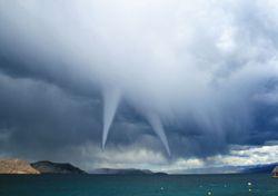 Tornado in Kiel! Ist der Klimawandel schuld? Droht ein Tornado-Herbst?