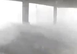 L'uragano Ida devasta le coste della Louisiana: tutti i video
