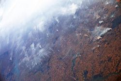 La Amazonía como sumidero de carbono en declive