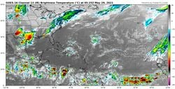 La estación de huracanes 2021 empezará oficialmente sin sobresaltos