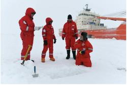 La expedición marina TRANSARCTIC
