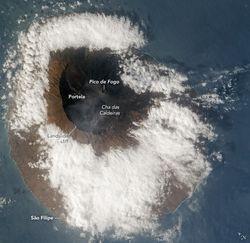 La Isla de Fogo, Cabo Verde