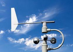¿Cómo se mide el viento?
