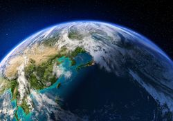 Metade do interior do planeta Terra está esfriando mais rapidamente