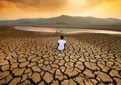 La sequía y lluvias escasas en México