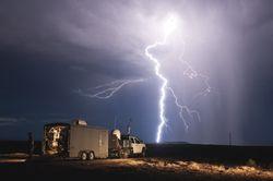 La supercámara de la Guerra Fría que se usó para cazar rayos