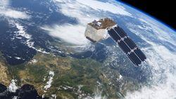 Las imágenes por satélite en Google Earth