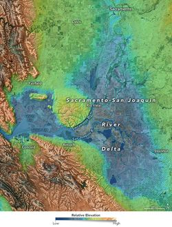 Las incógnitas conocidas del aumento del nivel del mar