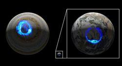 Las misteriosas luces de Júpiter