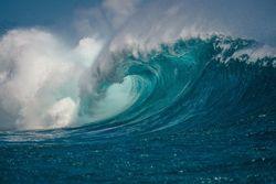 Las olas gigantes se hacen más extremas