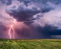 Las tormentas en el refranero