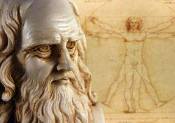 Leonardo da Vinci, un genio que también aportó a la meteorología
