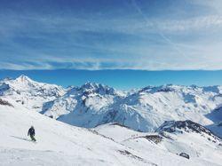 Les Alpes font le plein de neige !