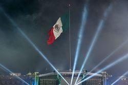 Lluvias para estas fiestas patrias en México