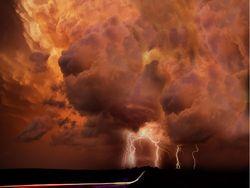 Lluvias y tormentas aumentarán en México