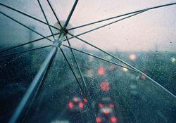 Lluvias y tormentas con un respiro en las temperaturas