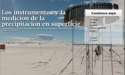 Los instrumentos y la medición de la precipitación en superficie