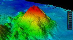 Los volcanes submarinos: los grandes desconocidos