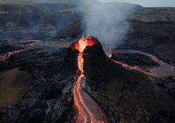 Pequenas erupções vulcânicas causam mais danos que grandes erupções