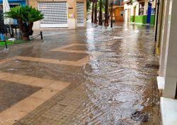 Mañana, tormentas severas: habrá riesgo de inundaciones locales