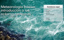Meteorología básica: introducción a los océanos terrestres