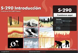 Meteorología de los incendios forestales. S-290: Introducción