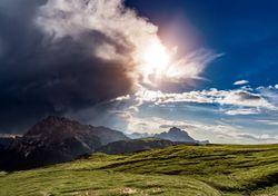 Meteorología de montaña en verano: consejos para evitar sustos