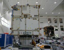 Meteosat Third Generation da un paso importante hacia su lanzamiento